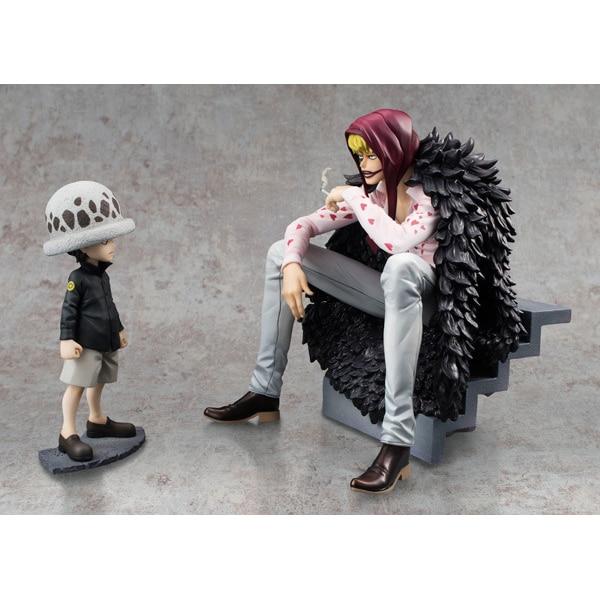 One Piece Japanese Anime Trafalgar Law Corazon Childhood Scenes Onepiece New World Action Figure Toys 16cm PVC Kids Model 0314<br><br>Aliexpress