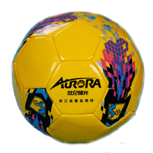 POINT BREAK Large amount of manufacturers selling machine stitched soccer football 5 support wholesale custom PU football(China)