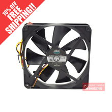NEW  Cooler Master A14025-10CB-3BN-F1 silence 14CM 3Pin 14025 Cooling fan