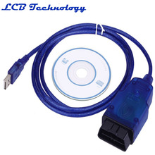 Profesional OBD2 Opel Tech2 USB Cable Opel Tech2 Diagnostic Interface for Opel Cars