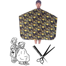 New Hairdressing Haircut Capes for Adult Pro Salon Hair Cutting Cape Barber Hairdressing Haircut Apron Cloth For Unisex Pretty