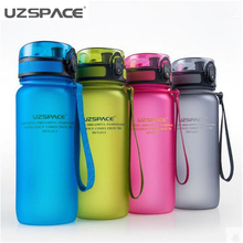 650ML Tritan BPA free Health Eco-Friendly negative ion leakproof Drinkware camping climb travel Hiking Cycling water bottle