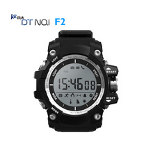 100% Original DTNO.1 F2 IP68 Professional waterproof Smart Watch Outdoor Sports Smartwatch 550mAh battery Wearable For Men(China)