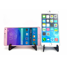 Universal V Shape Phone Tablet Stand For Iphone&Ipad For Samsung Folding Bracket SmartphoneTablets PC(China)