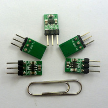 5pcs mini 1.8V 3V 3.7V 5V to 3.3V Boost & Buck Low Noise Regulated Charge Pump DC/DC Converter(China)