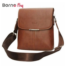 New hot sale men messenger bag fashion genuine leather male shoulder bag casual briefcase brand name bag cover small bags