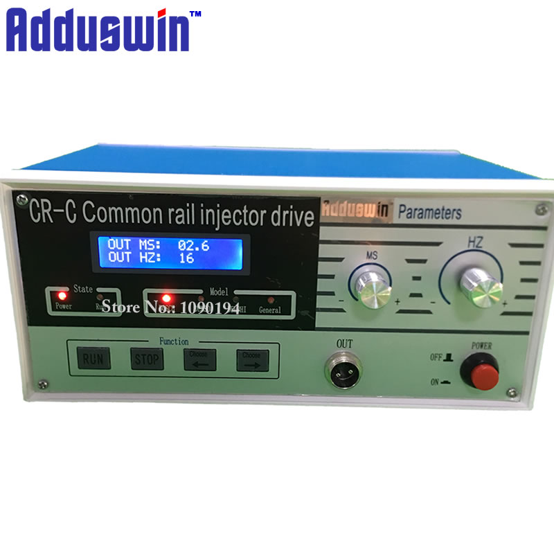 cr-c common rail injector tester with store name 1