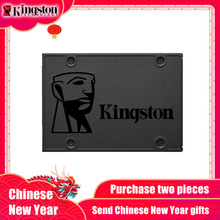 Kingston A400 SSD 120 GB 240 GB 480 GB 2.5 pouces SATA III disque dur hdd HD SSD Portable PC 120 240 480G Interne Solid State Drive(China)