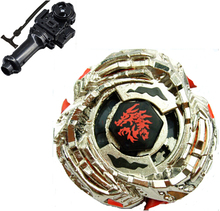 4D hot sale beyblade L-Drago Guardian S130MB (Destroy Destructor) Beyblade BB-121B Gyroscopes Toys Beyblade-Launchers lyra