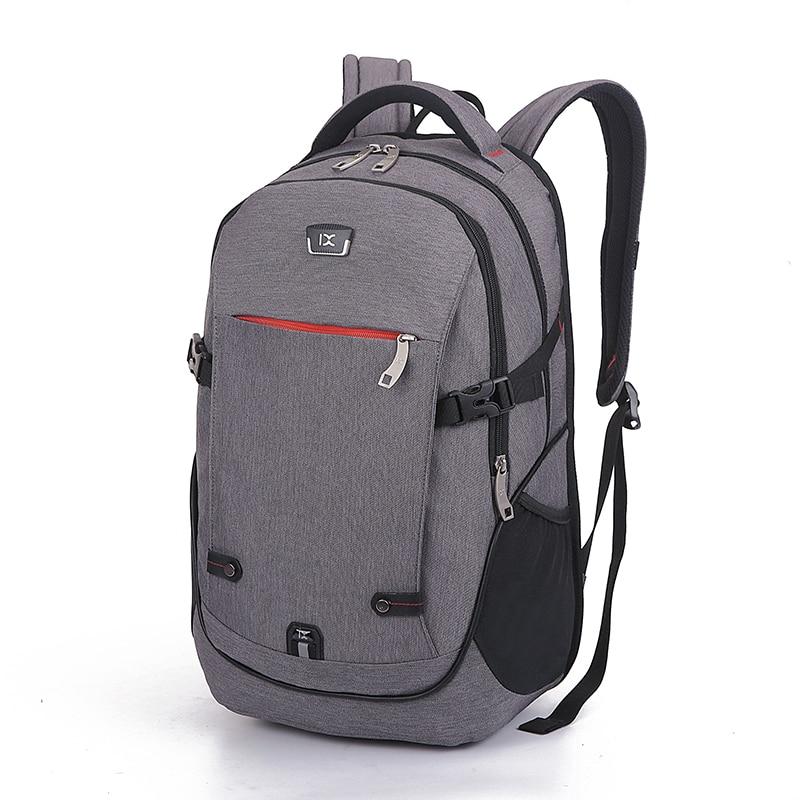 2018 Brand Cool Urban Backpack Men Light Slim Minimalist Fashion Women Backpack 14- 15 Laptop Backpack for girls boys<br>
