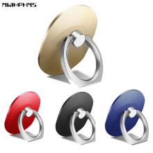 MWIHPHMS cellphone stand holder Mobile phone holder ring ellipse bracket oval Universal support accessories 6 colors for xiaomi(China)
