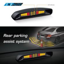 Buy LED Car Parking Sensors Kit Original Ebat C2 Parking Assist System LED Display Parking Assistance Parktronics Radar for $29.37 in AliExpress store