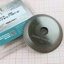 Original Raise High speed steel cutter 0011# milling cutter for WenXing Key Machine locksmith(China)