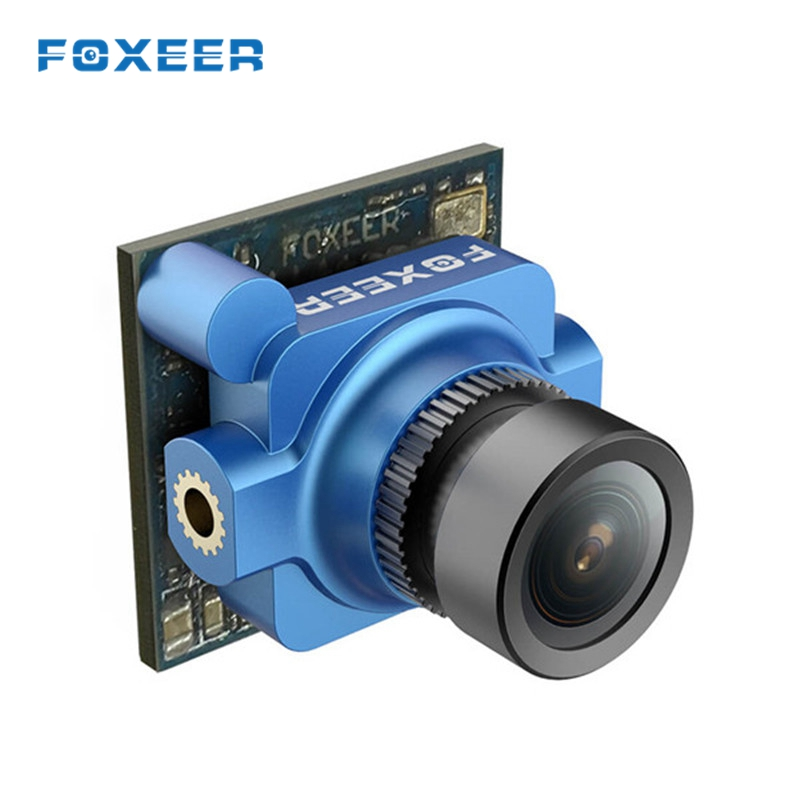 Ormino Foxeer Micro Arrow 600TVL 150 Degree 1/3 HAD II CCD FPV Camera with Upgraded OSD for RC Drones FPV Quadcopter VS Runcam<br>