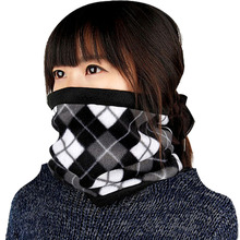 Variety Colors Face Mask Neck Warmer Hat Head Scarf Multifunctional Outdoors(China)