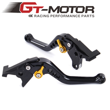 GT Motor F-14 C-777 Brake Clutch Levers For Kawasaki ZZR1200 ZG1000 CONCOURS 1125CR 1125R TIGER 1200 EXPLORER Trophy/SE FJR1300