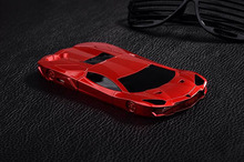 Fashionable  Cool Cell Phone Hard Case for 3D Lamborghini Sport Racing Car Design Protective Case For iPhone 6 6s 4.7 back Cover