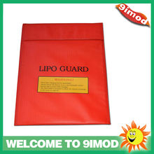 RC LiPo Lithium Polymer Battery Safety Bag Safe Guard Charge Sack 23X30cm(China)