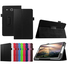 "PU Leather Case For Samsung Galaxy Tab A a6 7.0 "" T280 T285 SM-T280 SM-T285 Covers Case Tablet Business Flip Stand Shell Funda"