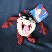 Good quality Looney Tunes Tasmanian Devil Plush Toys for Children Animal Plush Dolls 20cm for collection