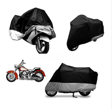 Sale Motor Cover Waterproof Outdoor Uv Protector Bike Rain Dustproof Protector Cover for Motorcycle Scooter Motocross Bike