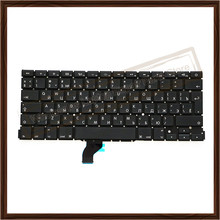 13.3inch New For Apple Macbook Retina A1502 Keyboard Russian Keyboard Replacement 2013