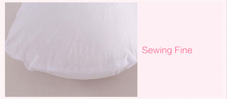 Sleeping Support Pillow For Pregnant Women Body 100% Cotton Pillowcase U Shape Maternity Pillows Pregnancy Side Sleepers Bedding (9)
