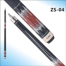 "58"" Billiards fury pool cues ZS Series Model ZS-04 billard cue Americain 11.75mm tiger Tip"