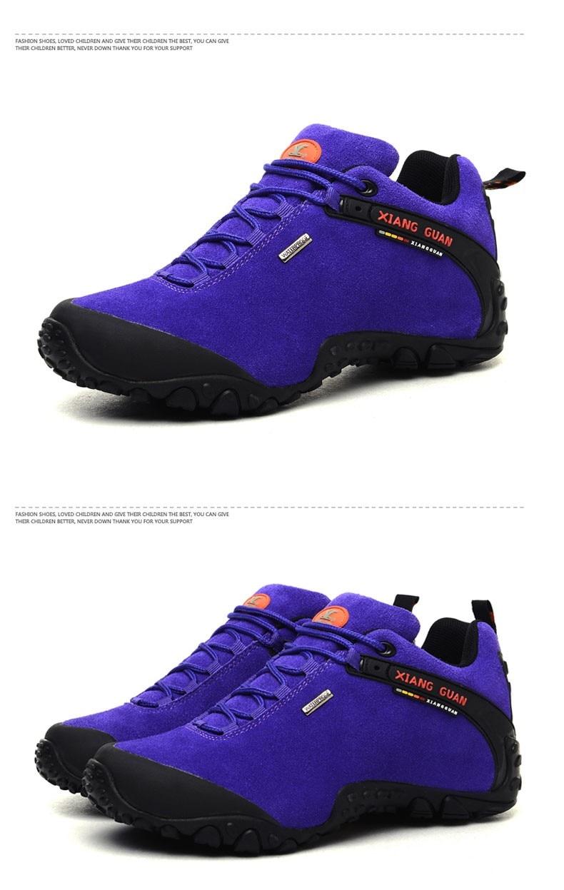 XIANG GUAN Winter Shoe Mens Sport Running Shoes Warm Outdoor Women Sneakers High Quality Zapatillas Waterproof Shoe81285 50