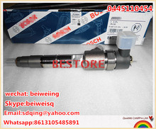 Original  Genuine and new common rail injector 0445110454 for JMC