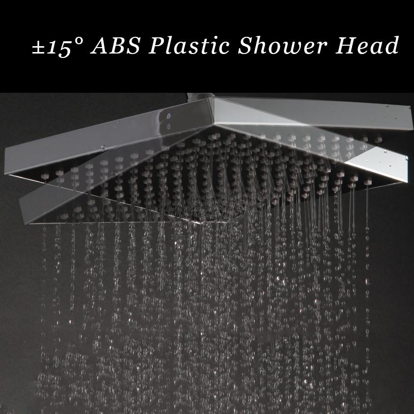 8 inch shower head