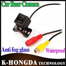 10 pieces Waterproof 4 IR lED Wide 170 degree Car Reversing Camera for Car Rear View Monitor Kit Free shipping Wholesales(China)