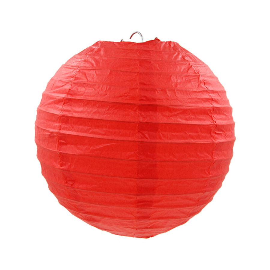 1pcs Decorative Paper Lampion Ball Chinese Paper Lanterns For Wedding Party  Decoration Supplies - us75