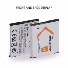 High Quality 3.7V 900MAH Rechargeable Lithium-ion Camera Battery For Sony Digital Camera High Recycle Life Battery
