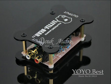 Douk audio Little Bear T9 Stereo Phono Preamp LP Turntable RIAA MM Audio Hifi Mini Pre-amplifier Amplifier Free shipping(China)