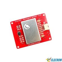 Elecrow Crowtail Microwave Sensor Module Electronics DIY Microwave Detector Moving Objects Automatic Door Control Switches