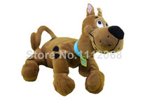 Original New Scooby Doo Toys Cute Scooby Doo Plush Dog Toys 25cm Stuffed Animals Children's Gifts Soft Toys for Kids brinquedos