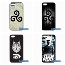 For LG L70 L90 K10 Google Nexus 4 5 6 6P For LG G2 G3 G4 G5 Mini G3S Teleplay Teen Wolf Case Cover(China)