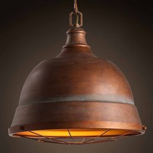 Industrial Loft Vintage American Counrty Iron Edison Pendant Lamp Kitchen Dinning Room Bar Modern Home Decor Lighting Fixture(China)