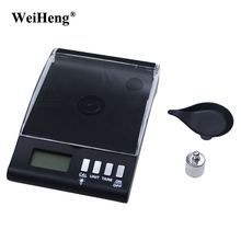 Buy 30g x 0.001g Electronic Balance Weight Scale Digital Milligram Gram Gold Pocket Jewelry Gem Lab Scale LCD for $16.73 in AliExpress store