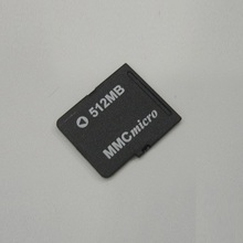 10pcs a lot 512MB MMCmicro Old Phone microMMC Memory Card MMC Micro Card
