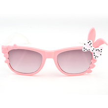 Fashion Accessories Girls Kids Gradient Sunglasses Children Safety Acrylic Glasses UV 400 Protection Fashion Shades Eyewear