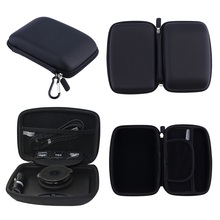 New arrival Black Bag For Tomtom GPS Case 6  Inch navigation protection package GPS carrying cover case hot selling