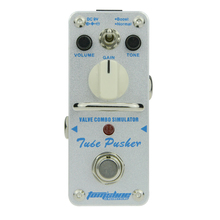 Aroma Tube Pusher Valve Combo Simulator Overdrive Guitar Effect Pedal ATP-3 Normal Mode Volume Control Boost Mode Gain Control(China)