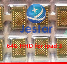 64GB HDD memory nand flash with unlocked serial number SN Code for ipad 3 wifi virsion remove icloud unlock ID