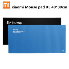 Original XiaoMi Huge Extra XL Large Mouse Pad Gaming Compatible For Optical Trackball Laser Keyboard Mousepad Mouse Pad Black