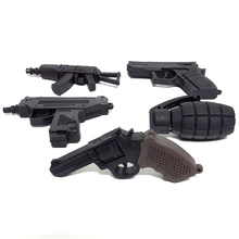 Cartoon Pen Drive Gun Usb Flash Drive 4GB 8GB 16GB 32GB 64GB Handgun Thumb Drive USB 2.0 AK47 Pistol Pendrive