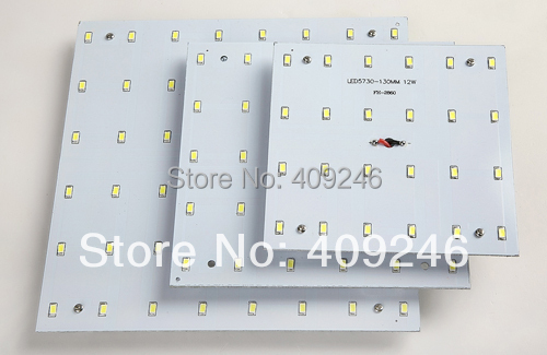 12W/15W/25W Square 5730 SMD Super Bright LED Chip Light Lamp Bulb Energy Saving Replace Ceiling Light<br><br>Aliexpress