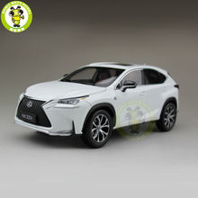 1/18 Toyota Lexus NX 200T NX200T Diecast Model Car Suv hobby collection Gifts(China)
