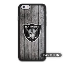 Oakland Raiders Football Case For iPhone 7 6 6s Plus 5 5s SE 5c 4 4s and For iPod 5